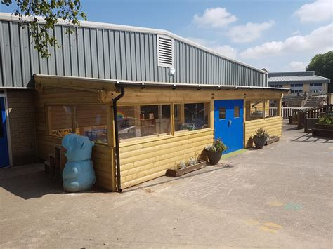 awnings for schools blakehill primary school s freestanding canopy pentagon play