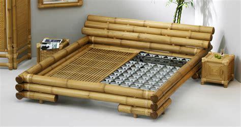 bambus bett bambusbetten lemur bambusbett betten bambusm 246 ebel