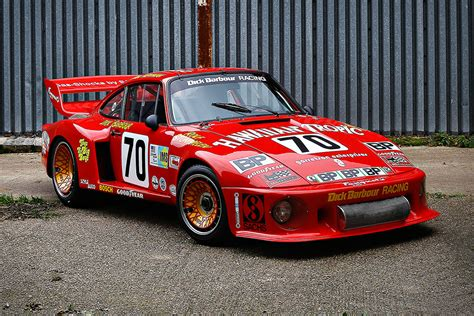 Paul Newman S 1979 Porsche 935 Le Mans Race Car Uncrate