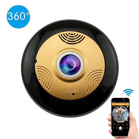 Ip Wifi Panorama 360 Derajat Vision Scrvision 2 Mp Bohlam 360 degree ip home secutity panoramic wifi wireless hd 960p motion detection ir