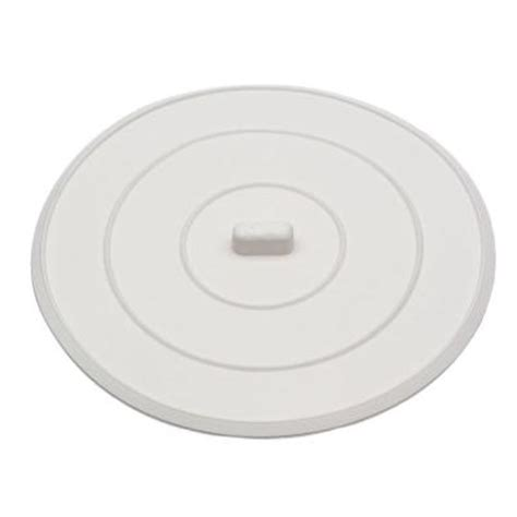 flat rubber sink stopper danco 5 in flat suction sink stopper 89042 the home depot
