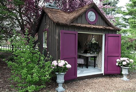 lowes she shed she sheds are the new man caves for women simplemost
