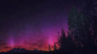 northern lights oregon got lucky last northern lights in oregon usa hd