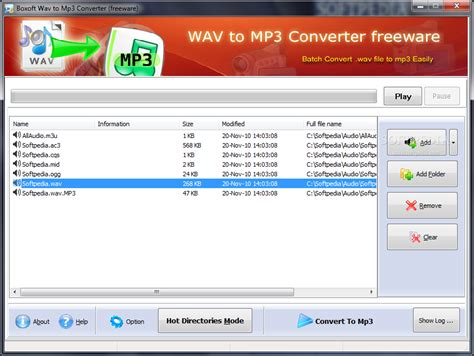 converter wav boxoft wav to mp3 converter download