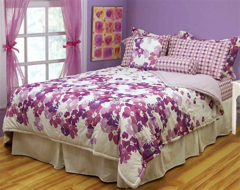 girls purple comforter jcpenney girls bedspreads feel the home