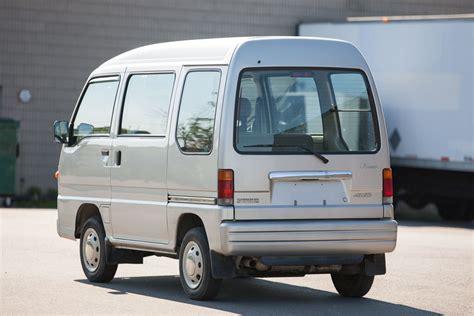 subaru van subaru sambar micro van right drive