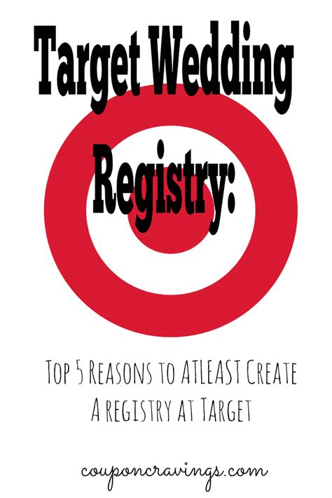 Wedding Registry At Target by Top 5 Perks Of A Target Wedding Registry