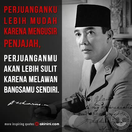 amazing life soekarno quotes