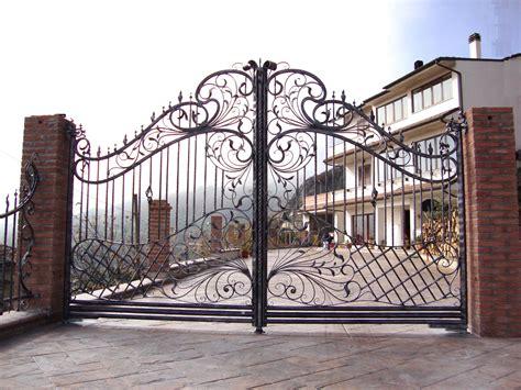 woughtironentrygate wrought iron gates iron gate