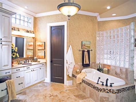 spa retreat bathroom ideas spanish style bathrooms pictures ideas tips from hgtv