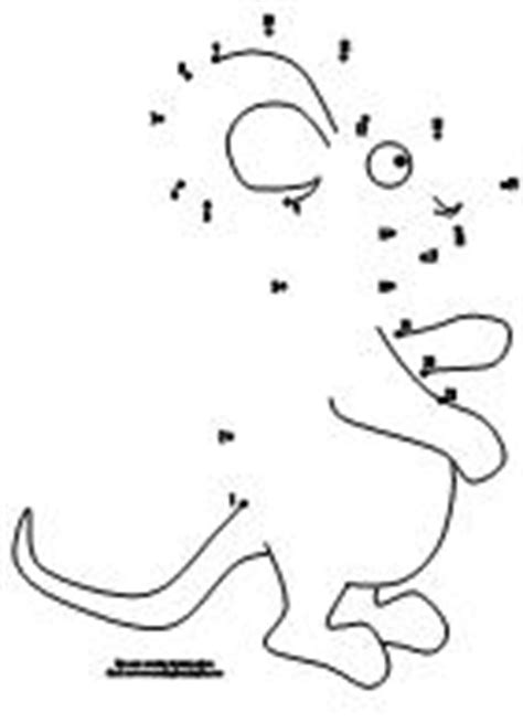 mouse dot to dot printable 100 day activities all about me