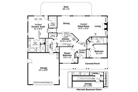 View House Plans by House Plans With View House Plan 2017