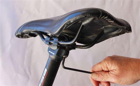 adjusting bike seat adjusting bike saddle angle bicycling and the best bike