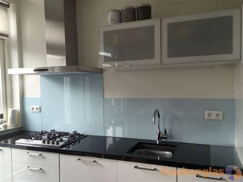 ikea rvs achterwand keuken lichtblauwe keuken achterwand haarlem keukenglas