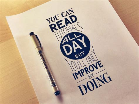 typography tutorial hand lettering top 25 things i ve learned about hand lettering hand