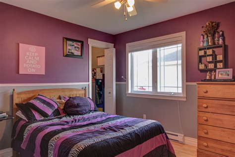 purple paint colors for bedroom purple wall painting ideas home staging accessories 2014