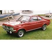 Vauxhall Firenza 1971 1973