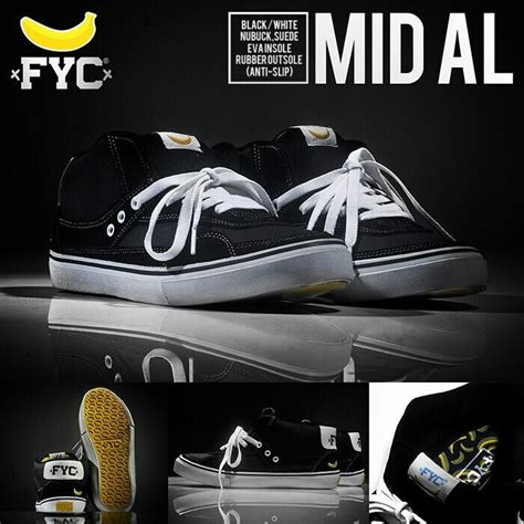 out now xfycx footwear midal black white xfycx