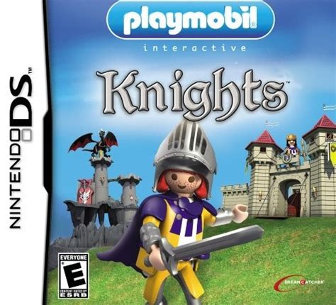 playmobil knights ds game