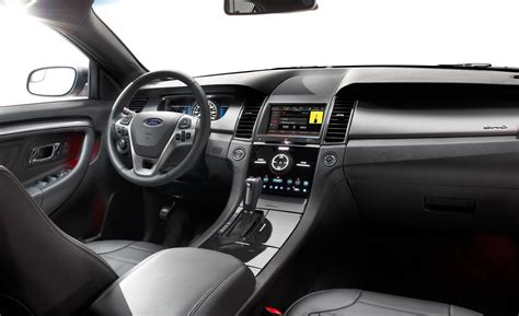 2013 Taurus Interior by 2014 Ford Taurus Package Autos Post