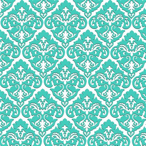 background pattern teal new york office supplies damask my favorite