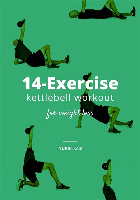 weight loss kettlebell workout 14 kettlebell exercises for weight loss free printable