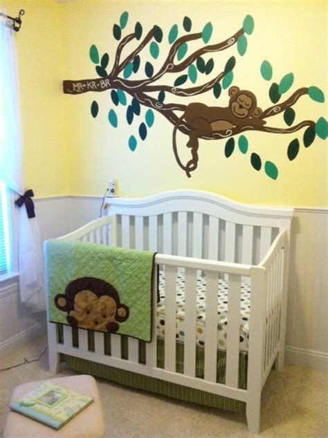 monkey rug for nursery baby s monkey nursery project nursery