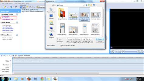 cara membuat video slideshow online cara membuat video dari foto slideshow menggunakan