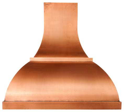 How To Choose Under Cabinet Lighting Kitchen by Arisan Copper Range Hood By World Coppersmith Modern