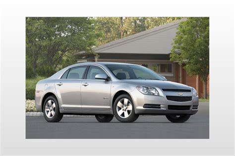 2008 chevrolet malibu hybrid 2008 chevrolet malibu hybrid information and photos