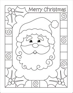 free coloring pages for christmas cards stuffed animal sewing patterns squishy cute designsfree