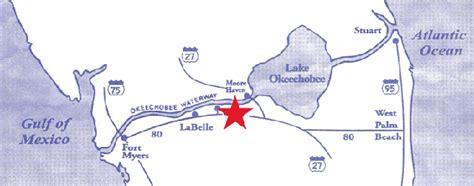 boat storage okeechobee fl glades boat storage location map to glades boat