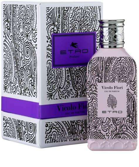 vicolo fiori etro etro vicolo fiori eau de parfum per donna 100 ml notino it
