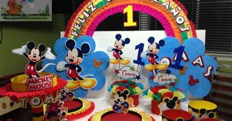 Jo 3265 Kemeja Mickey 1 decoraciones infantiles mickey mouse