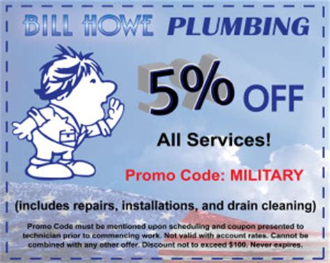 Plumbing Discount Code by Coupons