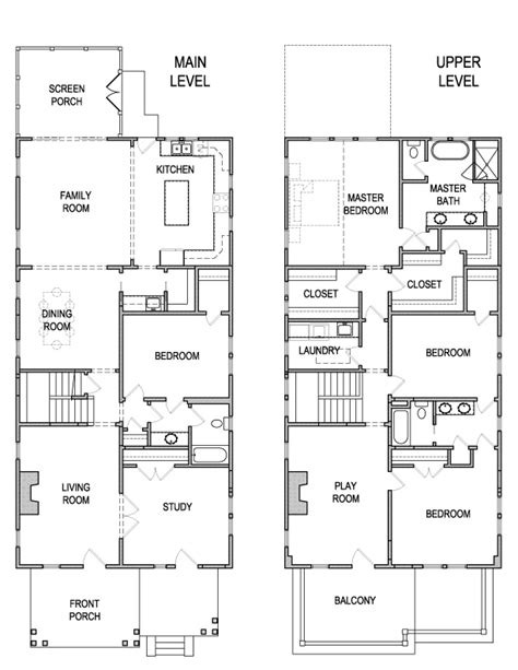 houses southern colonial colonial house floor plans