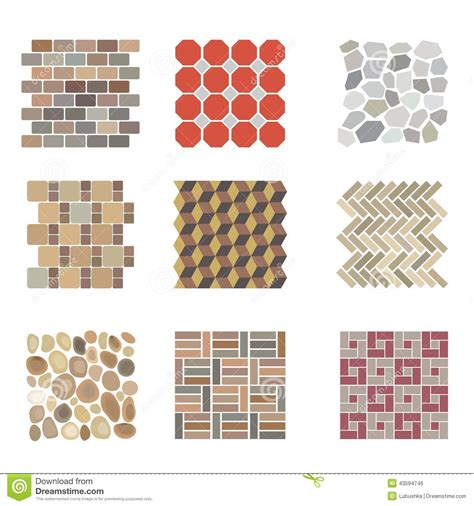 design your photo paving stone stock vector image of architecture