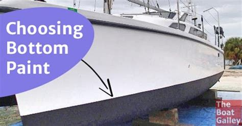 best boat bottom paint choosing bottom paint