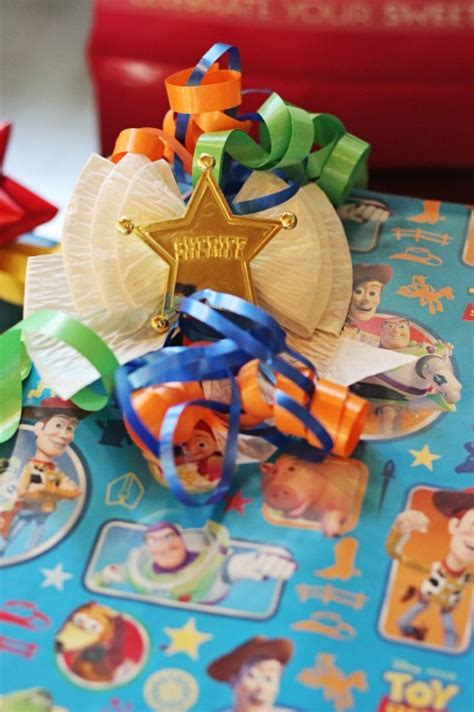 story gift wrap story birthday theme sweet t makes three