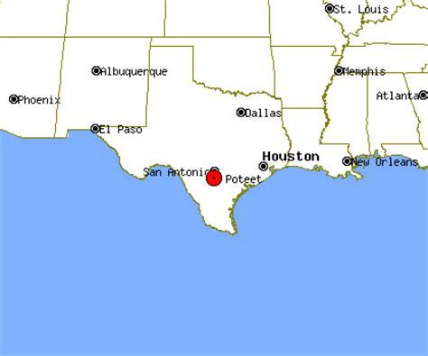 poteet texas map poteet profile poteet tx population crime map