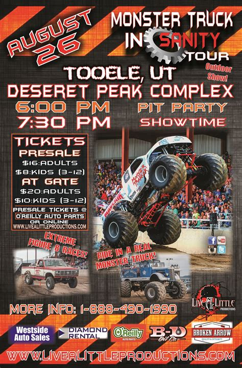 monster truck show albuquerque 100 albuquerque monster truck show events nm
