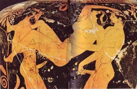 Imagenes Sexuales Antiguas   resultado de imagen de vasijas de la grecia clasica art