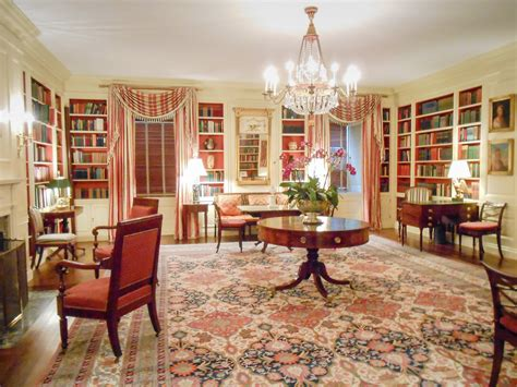 library in house white house library room carpet 2005 bashircarpets
