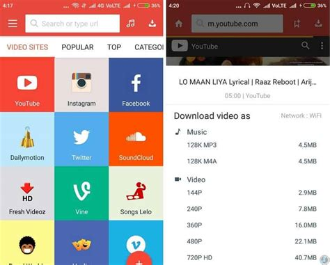 full hd video downloader for android snaptube vip android hd youtube video downloader ad free