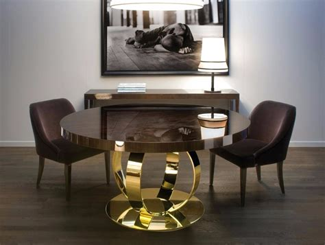 Dining Table Luxury How To Choose The Dining Table For Luxury Dining Rooms