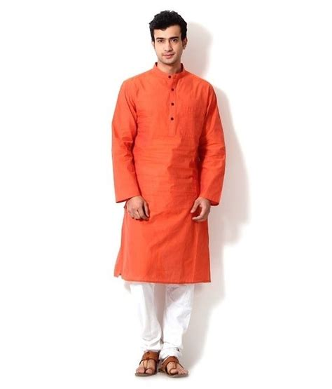 kurta colors which color trouser match with orange kurta quora