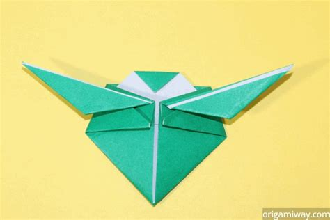 Origami Yoda Easy - origami yoda step by step easy driverlayer search engine
