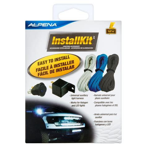 alpena flex led lights installation alpena flex led motorcycle wiring diagram without power