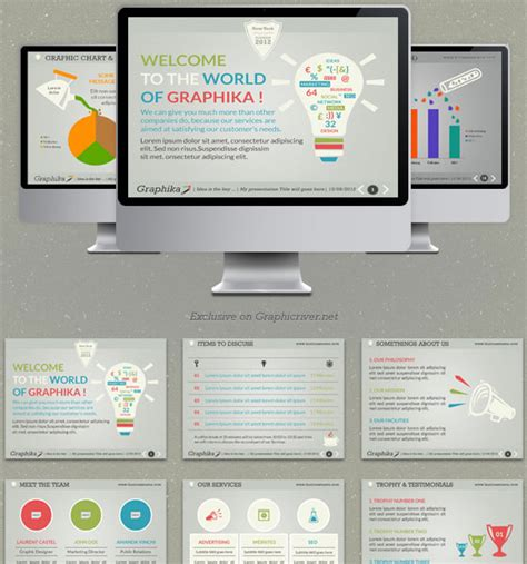 powerpoint template design inspiration metlic info