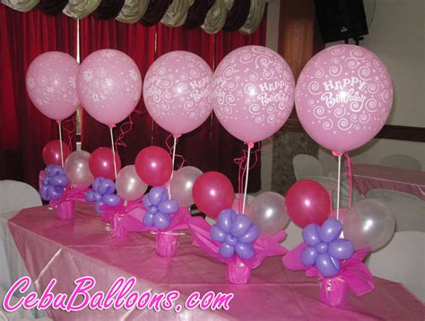 Balloon pillars for hello kitty birthday party cebu balloons and party supplies